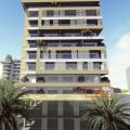 Budva'da panoramik deniz manzaralı modern bir komplekste birinci hatta 2 yatak odalı daire, Karadağ da satılık ev, Montenegro da satılık ev, Karadağ da satılık emlak
