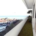 Budva'nın ilk satırında yeni bir komplekste satılık iki yatak odalı çatı katı (A101).