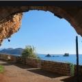 Bu güzel villa, Perazicha Do'daki Karadağ'ın en şaşırtıcı yerlerinden birinde yer almaktadır.