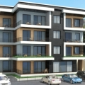 The project concept provides for the contruction of a Four level building.