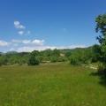 Satılık büyük arsa için Danilovgrad giderken Podgorica sadece 20km.