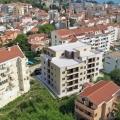 Budva'da Yeni Konut Binası 1+0, Karadağ satılık evler, Karadağ da satılık daire, Karadağ da satılık daireler