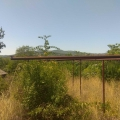 Podgorica'ya Danilovgrad yönünde 7 kilometre mesafede 1790 m2 m2 satılık arsa.