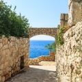Dobra Voda, Bar Riviera'sında Stüdyo Daire, Montenegro da satılık emlak, Bar da satılık ev, Bar da satılık emlak