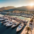 Studio Apartments In The Luxury Complex Porto Montenegro On The Front Line In Tivat, apartment for sale in Region Tivat, sale apartment in Bigova, buy home in Montenegro