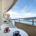 Rafailovici'de Panoramik Deniz Manzaralı, Karadağ da satılık ev, Montenegro da satılık ev, Karadağ da satılık emlak