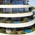 Budva'da, yeni konut kompleksi, İlk Hat, Becici da ev fiyatları, Becici satılık ev fiyatları, Becici da ev almak