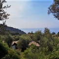 Urbanized plot for sale in Rezevici, Budva Riviera, Montenegro.