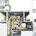 Becici'de Yeni Sitede, becici satılık daire, Karadağ da ev fiyatları, Karadağ da ev almak
