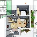 Becici'de Yeni Sitede, Karadağ satılık evler, Karadağ da satılık daire, Karadağ da satılık daireler