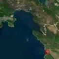 Zukovica'da panoramik deniz manzaralı arsa, Tivat satılık arsa, Herceg Novi satılık arsa