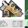 New Residential Complex in Becici, apartments for rent in Becici buy, apartments for sale in Montenegro, flats in Montenegro sale
