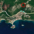 Beautiful Villa with Panoramic Sea View to Sv.Stefan, house near the sea Montenegro