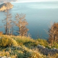 For sale beautiful panoramic sea view plot in Budva.