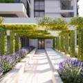 Rafailovici'de Yeni Konut Kompleksi 1+0, Karadağ'da satılık otel konsepti daire, Karadağ'da satılık otel konseptli apart daireler, karadağ yatırım fırsatları
