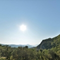 A plot with stone ruins, building land in Region Tivat, land for sale in Bigova Montenegro
