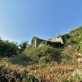 A plot with stone ruins, plot in Montenegro for sale, buy plot in Region Tivat, building plot in Montenegro
