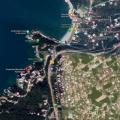 Urbanized plot on the beachfront, Bar riviera, Montenegro real estate, property in Montenegro, buy land in Montenegro