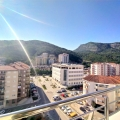 For sale one bedroom apartment in Budva in the new building.