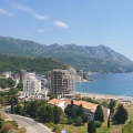 Hotel Apartment in a luxury complex on a sandy beach in Becici, hotel residence for sale in Region Budva, hotel room for sale in europe, hotel room in Europe