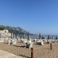 Hotel Apartment in a luxury complex on a sandy beach in Becici, investment with a guaranteed rental income, serviced apartments for sale