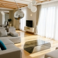 Blizikuce'de Mükemmel Panoramik Deniz Manzaralı Villa, Karadağ Villa Fiyatları Karadağ da satılık ev, Montenegro da satılık ev, Karadağ satılık villa