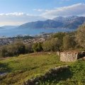 We offer for sale a plot in the city of Tivat, Montenegro.