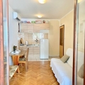 For sale one bedroom apartment in a quiet area of Budva, Montenegro.