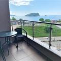 Budva'da denize 100 m mesafede deniz manzaralı tek yatak odalı daire, Becici da ev fiyatları, Becici satılık ev fiyatları, Becici da ev almak