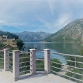 Beautiful vila with a pool and a sea view in Boka Bay, Montenegro real estate, property in Montenegro, Kotor-Bay house sale