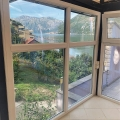 Beautiful vila with a pool and a sea view in Boka Bay, house near the sea Montenegro