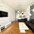 Luxury one bedroom apartment on the frontline in Budva, apartments in Montenegro, apartments with high rental potential in Montenegro buy, apartments in Montenegro buy