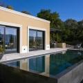 Luxury villa in Tivat is for sale.