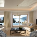 Luxury furnished villa with a pool and sea views in Tivat SOLD, house near the sea Montenegro