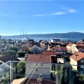 Panoramic penthouse for sale in a newly built building with an area of 219 m2 (89 m2 internal area plus its own huge roof terrace of 120 m2).