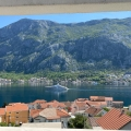 Newly built contemporary villa with swimming pool and stunning views overlooking the sea and Bay of Kotor for sale in Prcanj, peaceful village situated only minutes away from Kotor Old Town - Montenegro.