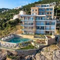 Apartment on the first line, with a magnificent sea view and great rental potential, hotel residences for sale in Montenegro, hotel apartment for sale in Region Bar and Ulcinj