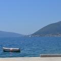 Tivat Riviera'sı Opatovo, Montenegro.