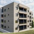 Budva'da Yeni Konut Binası 1+1, becici satılık daire, Karadağ da ev fiyatları, Karadağ da ev almak