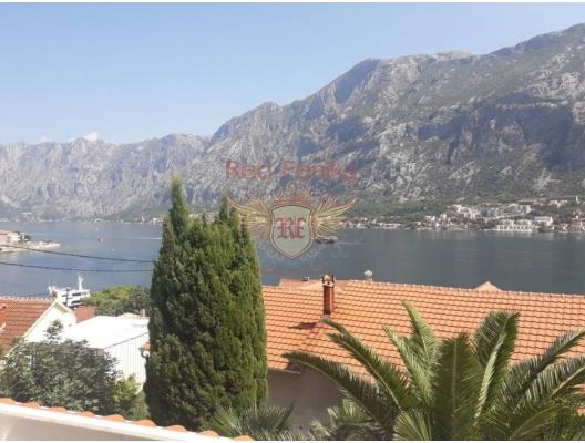 Prcanj'da Muhteşem Tripleks Villa, Karadağ satılık ev, Karadağ satılık müstakil ev, Karadağ Ev Fiyatları