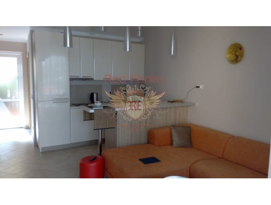 Apartment in a residential complex in Orahovac. Montenegro, sea view apartment for sale in Montenegro, buy apartment in Dobrota, house in Kotor-Bay buy