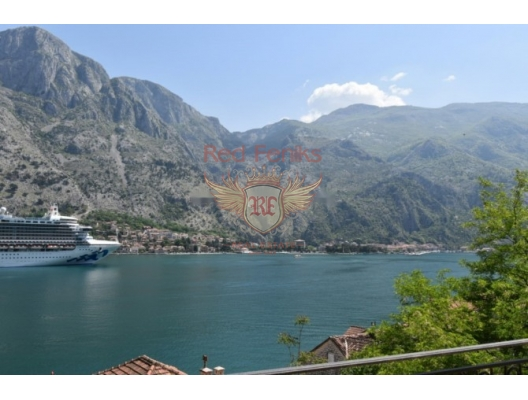 Apartments in Muo with unobstructed sea views, Kotor, hotel residences for sale in Montenegro, hotel apartment for sale in Kotor-Bay