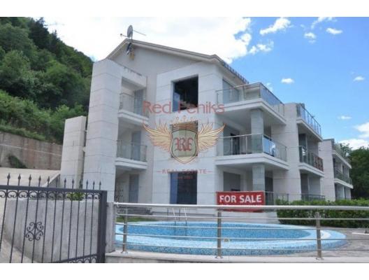 Stoliv Sahil Şeridinde Daire, Karadağ da satılık ev, Montenegro da satılık ev, Karadağ da satılık emlak