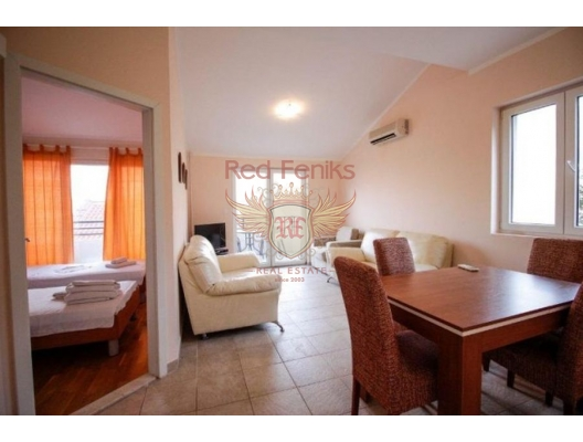 Two bedroom apartment for sale, Prcanj, Montenegro real estate, property in Montenegro, flats in Kotor-Bay, apartments in Kotor-Bay