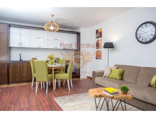 Perovac'da Condo Hotel içinde Havuzlu Daireler, Karadağ satılık evler, Karadağ da satılık daire, Karadağ da satılık daireler