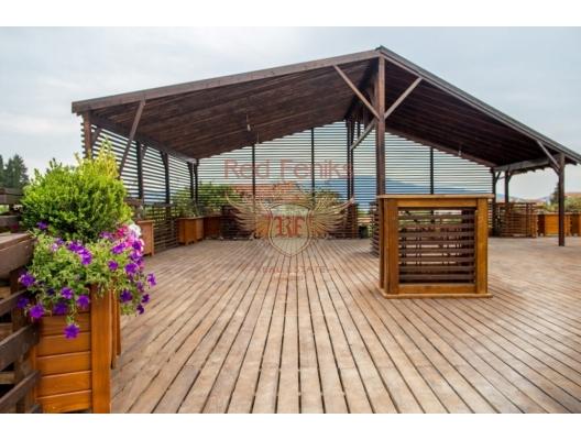 Körfez Manzaralı Yeni Bir Konut Kompleksinde Daireler ve Şehir Evleri, Karadağ da satılık ev, Montenegro da satılık ev, Karadağ da satılık emlak