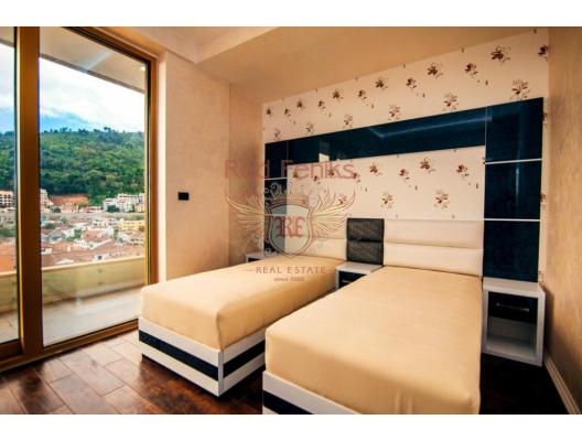 Apart Hotel içinde Satılık Penthouse, Montenegro da satılık emlak, Becici da satılık ev, Becici da satılık emlak