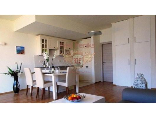 Prcanj'da Yeni İnşa Edilmiş Daireler, Dobrota da satılık evler, Dobrota satılık daire, Dobrota satılık daireler