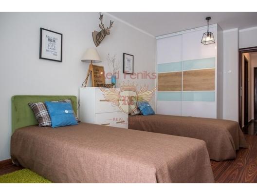 Perovac'da Condo Hotel içinde Havuzlu Daireler, Montenegro da satılık emlak, Becici da satılık ev, Becici da satılık emlak