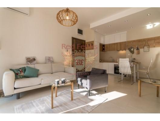 Morinjde Havuzlu Bir Kompleks İçinde Stüdyo Daire, Baosici da satılık evler, Baosici satılık daire, Baosici satılık daireler